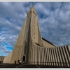 Hallgrímskirkja - the largest church in Iceland
