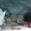 Huge ice cave in Vatnajökull